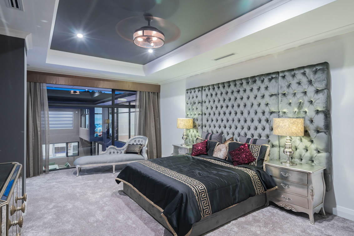 Custom Builders Dalkeith Luxury Bedroom