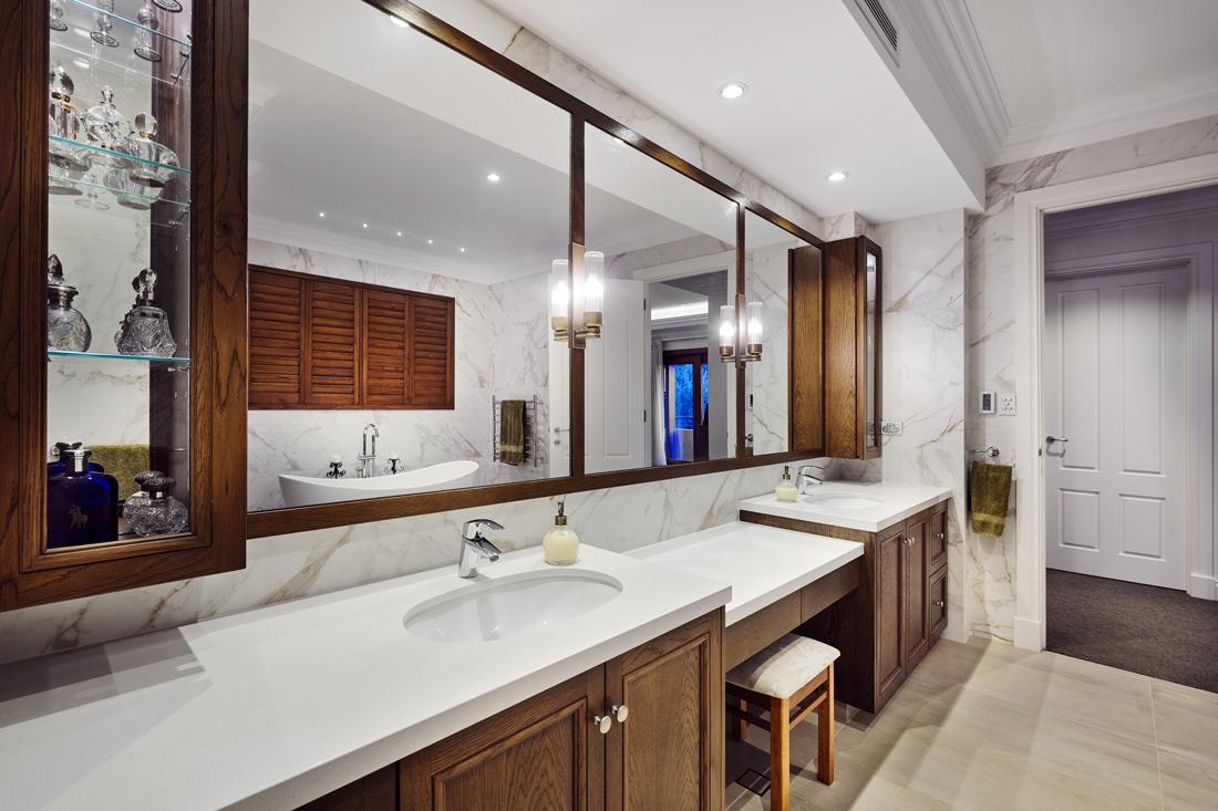 Custom Builders Bathroom