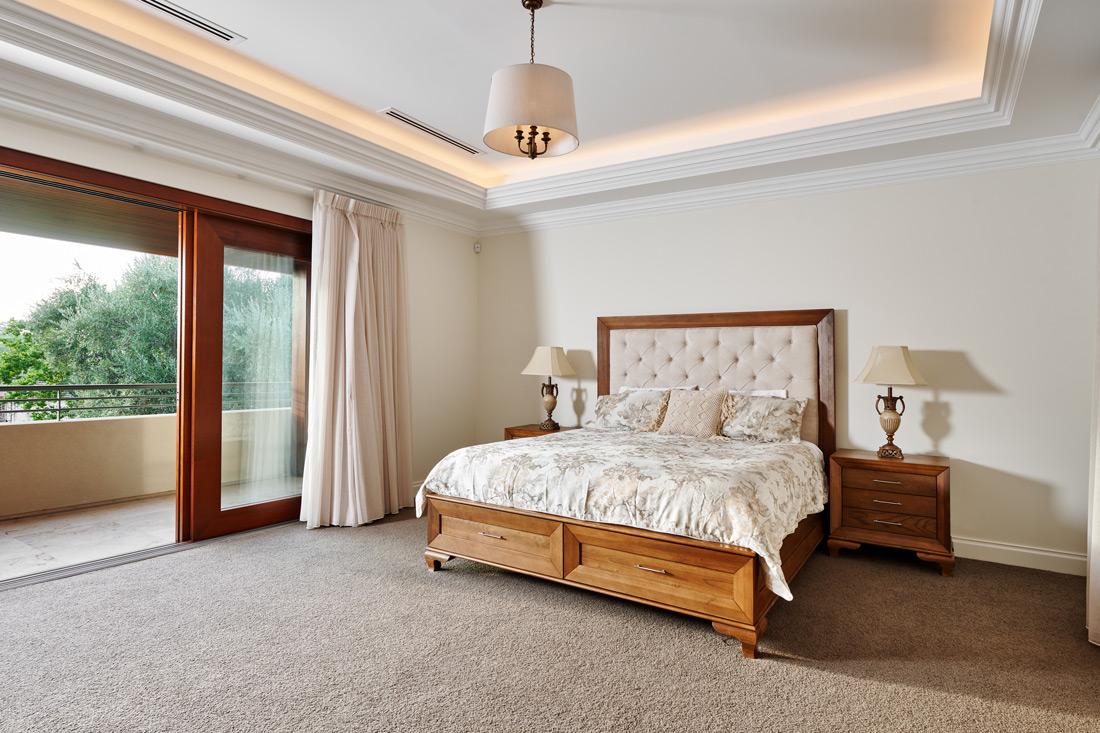Custom Builders Bedroom