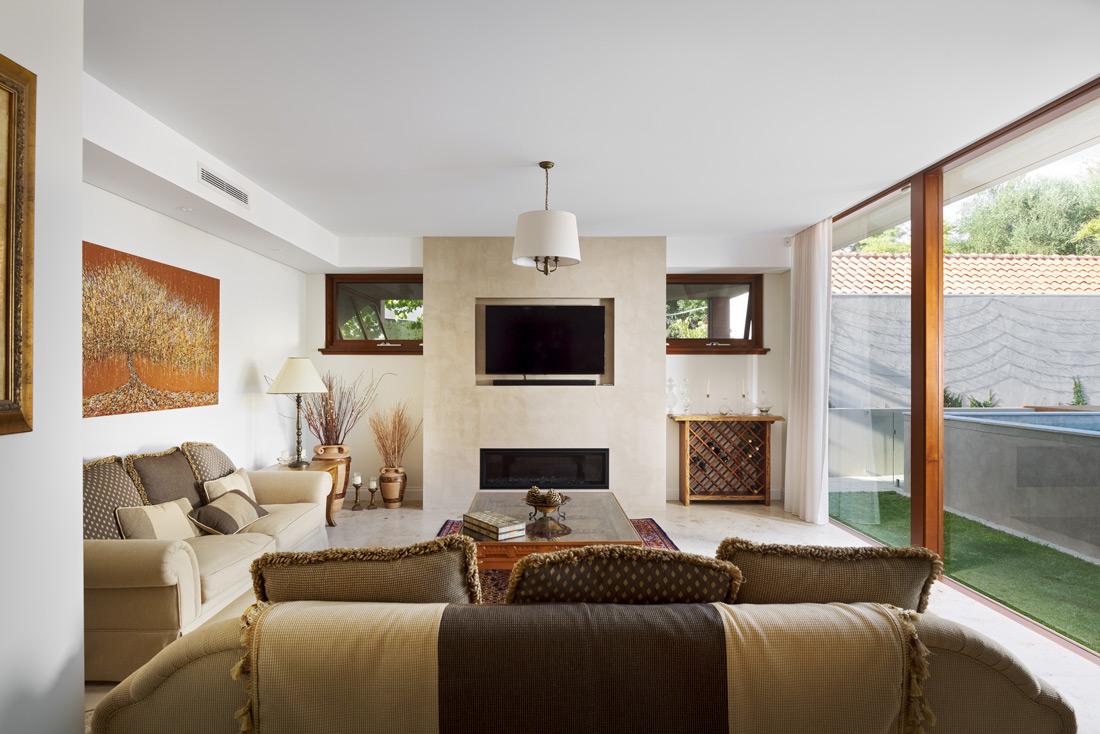 Custom Builders Livingroom