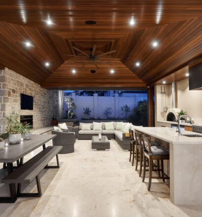 Cutom Builders Open kitchen