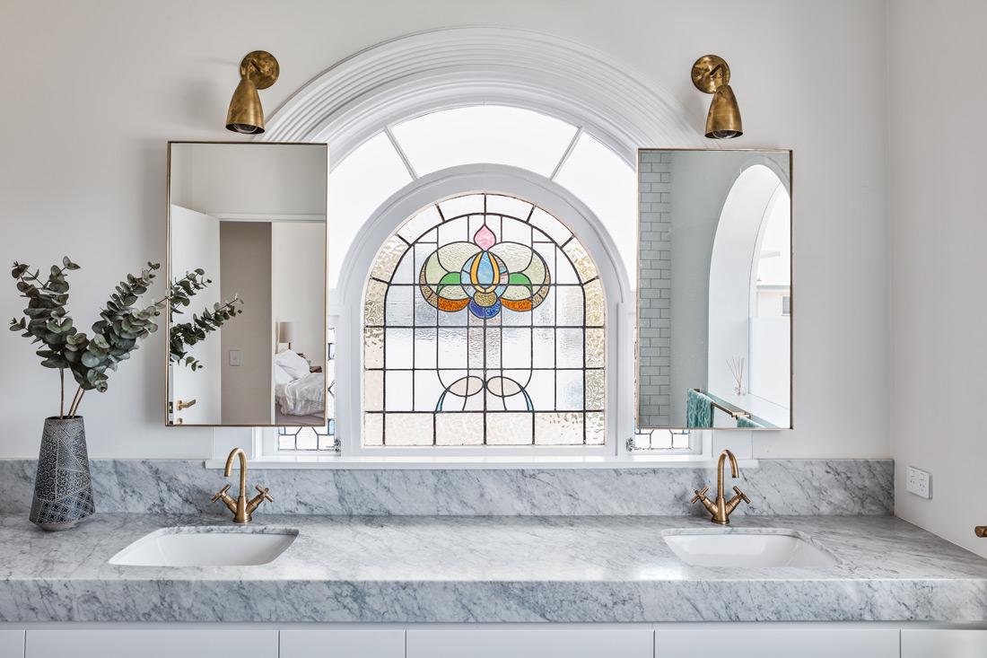 Brisbane Custom builders vanity bathroom