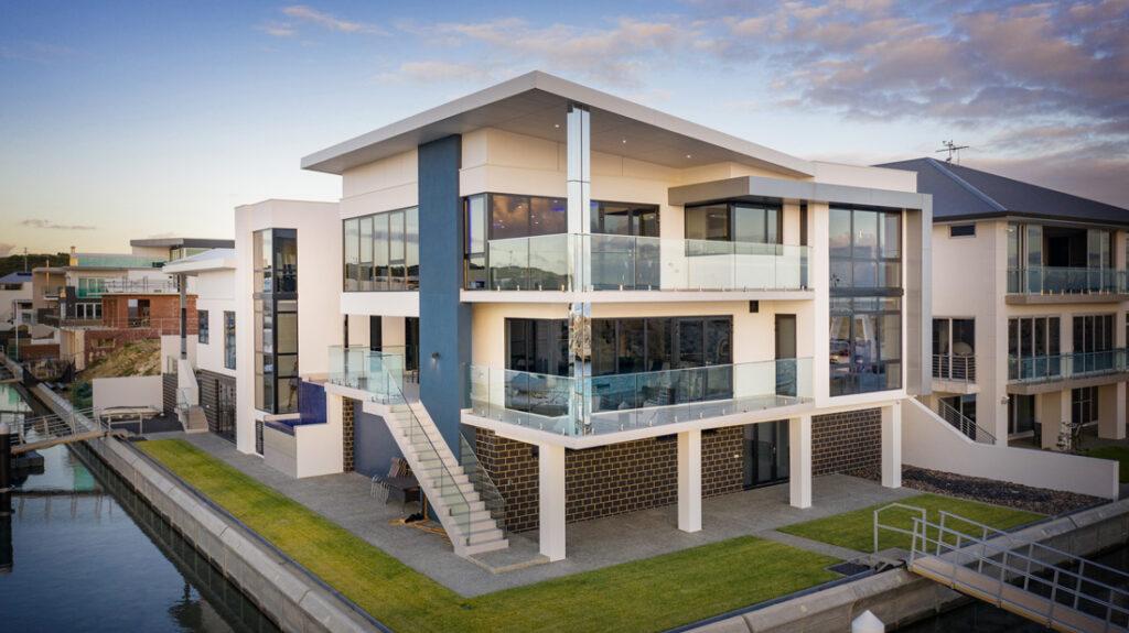 Custom Builders Perth House facade