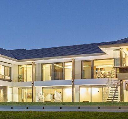 South Perth Custom Home facade
