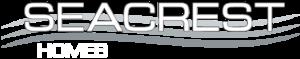Seacrest logo white background