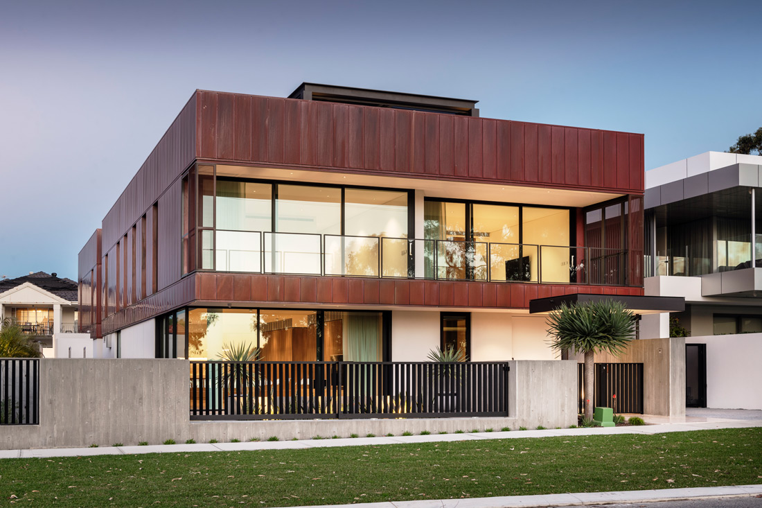 Copper Clad Home 1