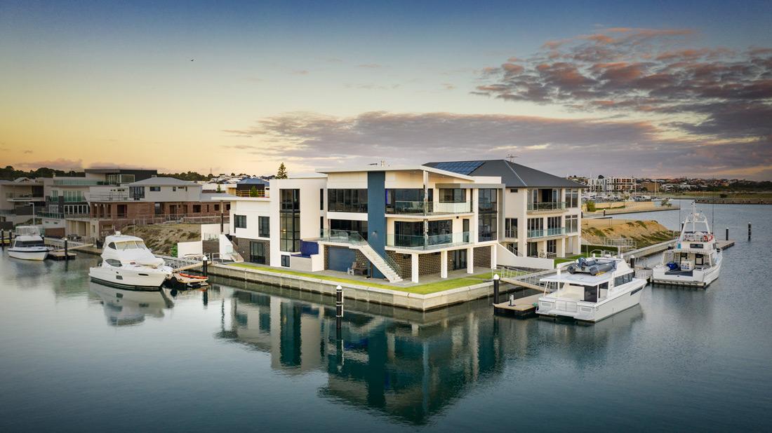 Custom Builders Perth