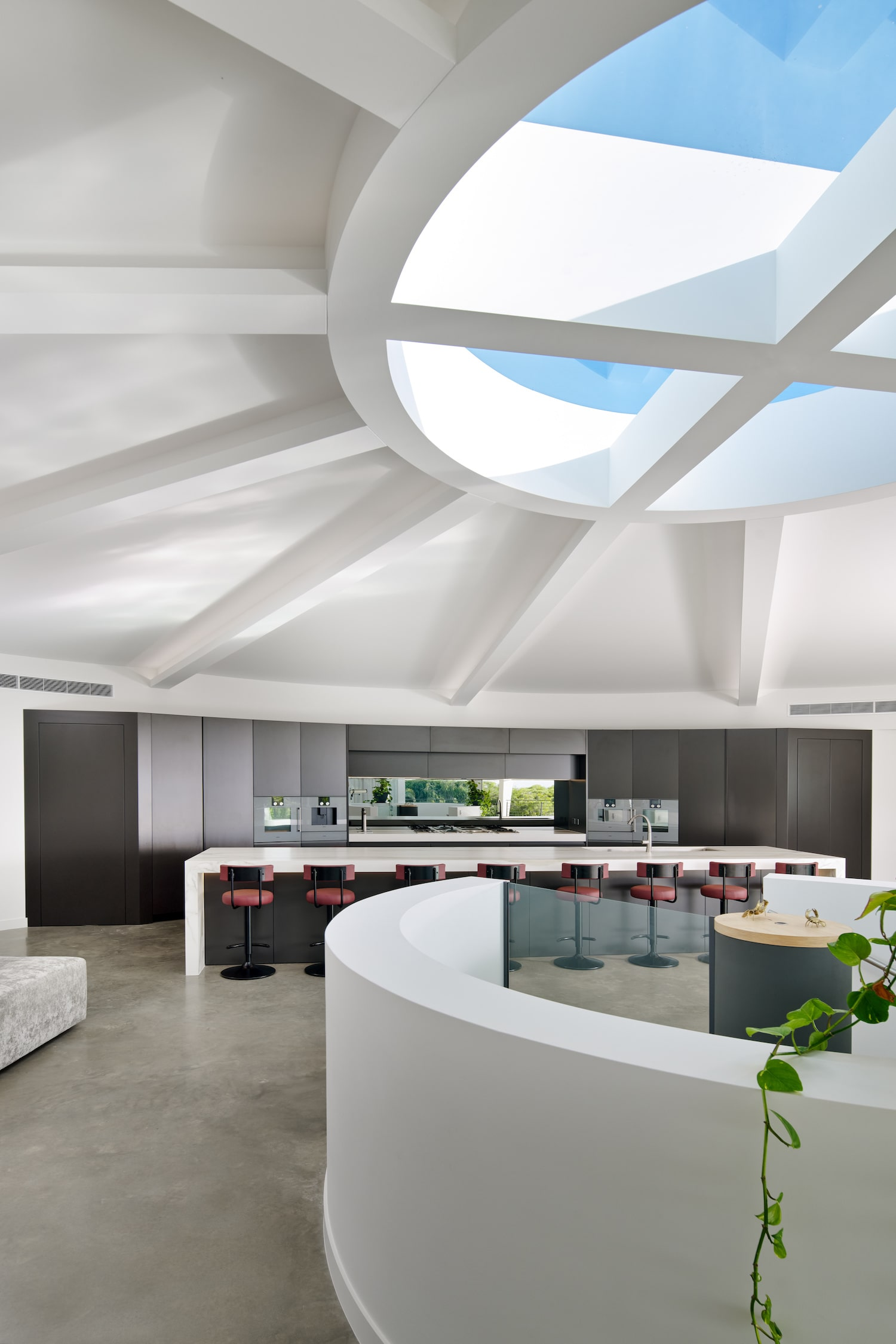 Futuristic Home 17