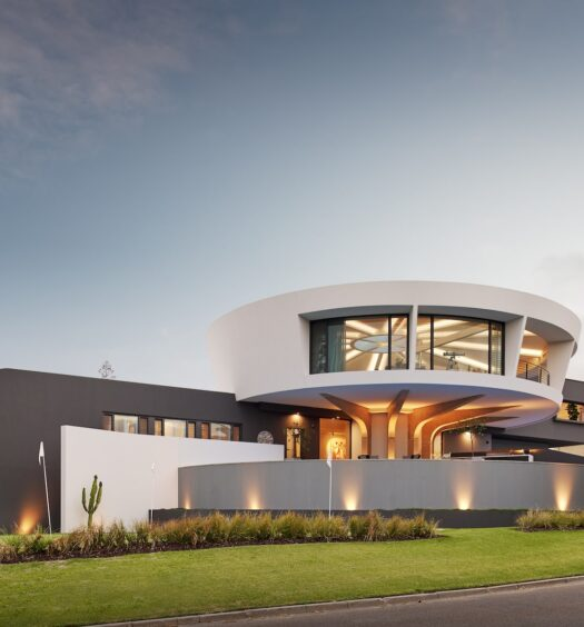 Futuristic Home featured
