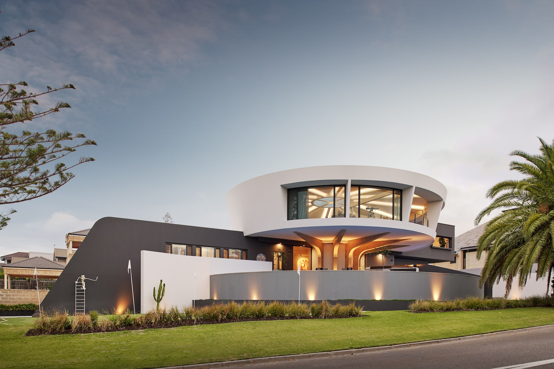 Futuristic Home featured