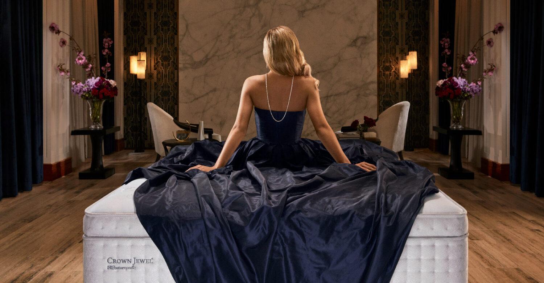 Luxury beds model
