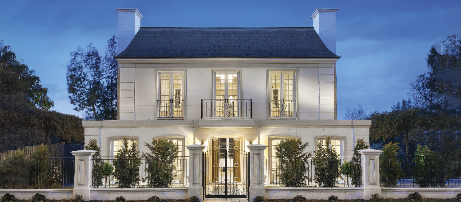 French Provincial Homes Melbourne
