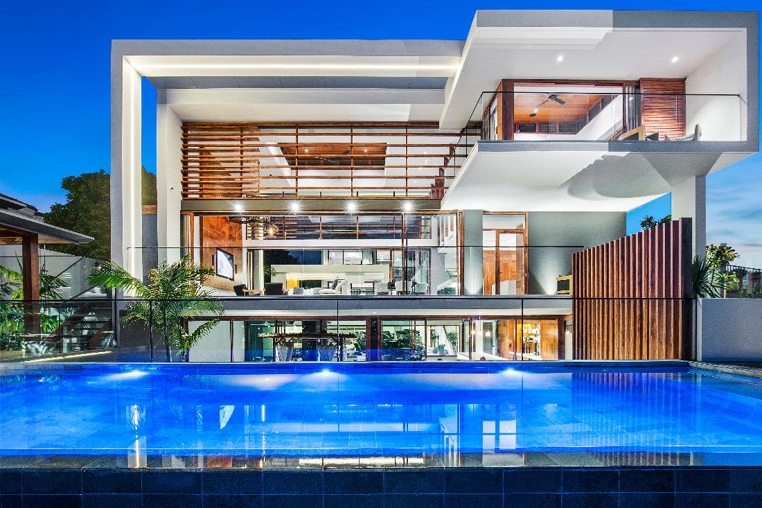 Contemporary Home Brisbane
