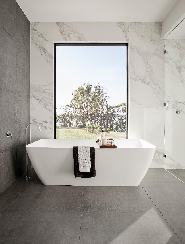 Contemporary Home-Ensuite-Bath