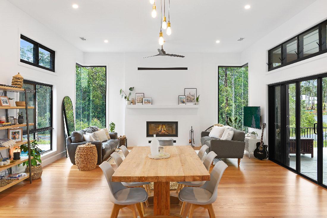 dinning room Custom-Builders-Sydney