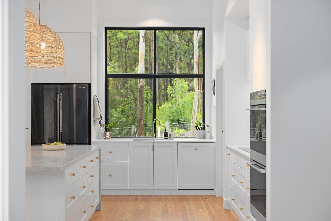 Custom-Builders-Sydney kitchen window