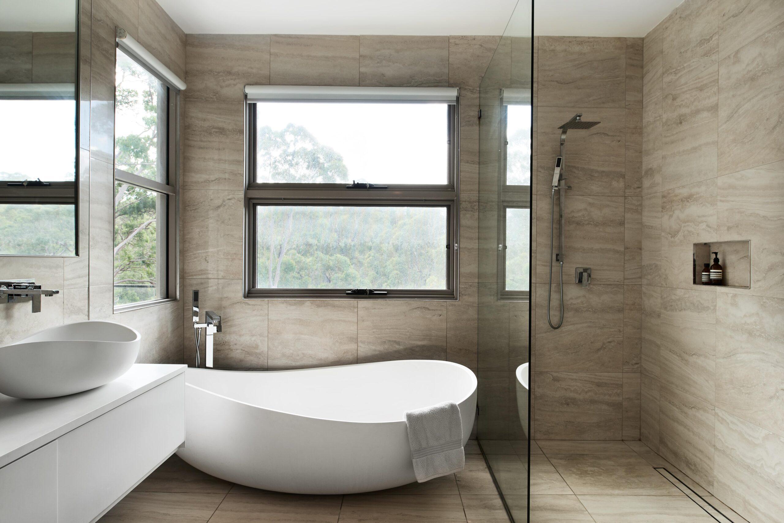 Custom Home Design Sydney bathroom