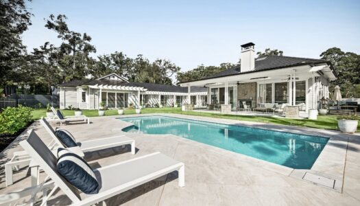 Hamptons Meets Modern Craftsman