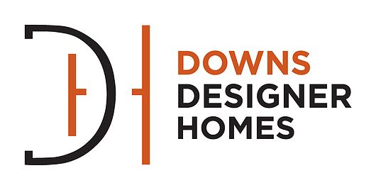downs designer logo