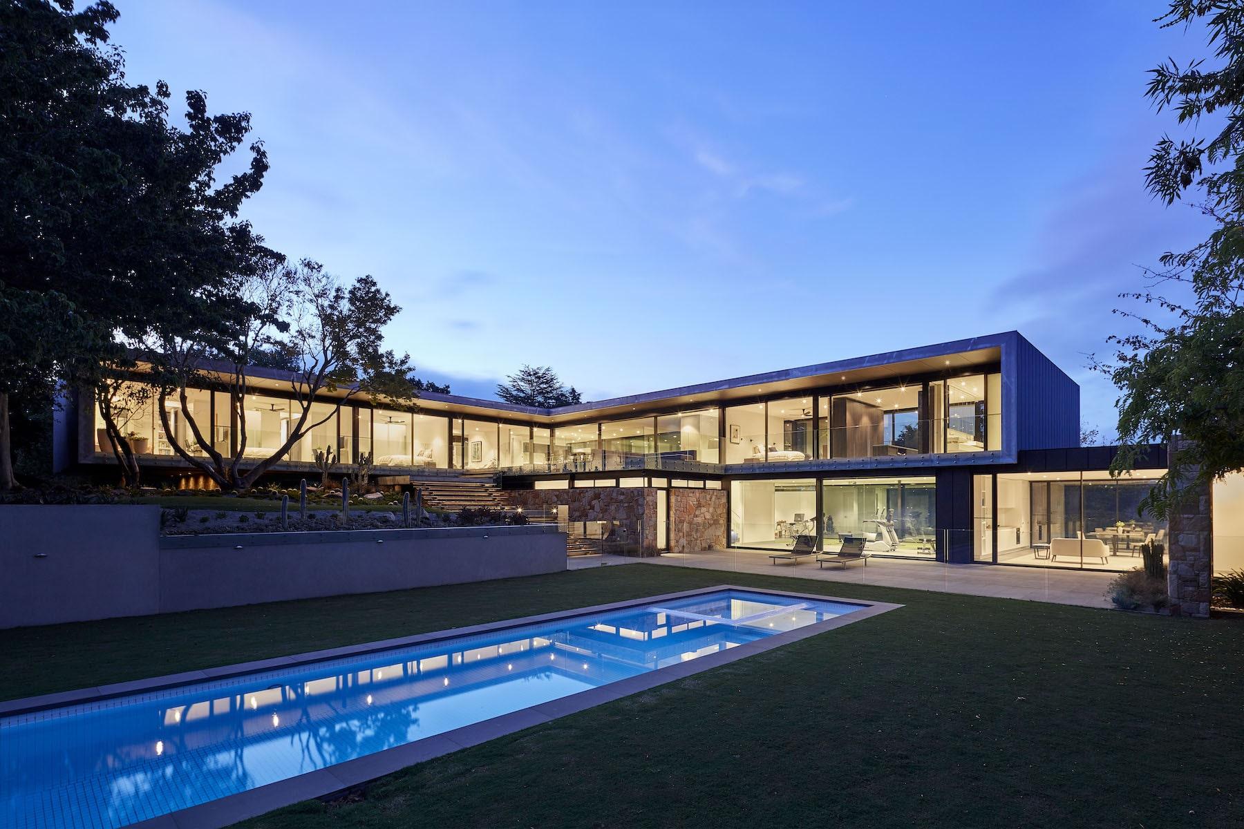 luxury home design Melbourne-min