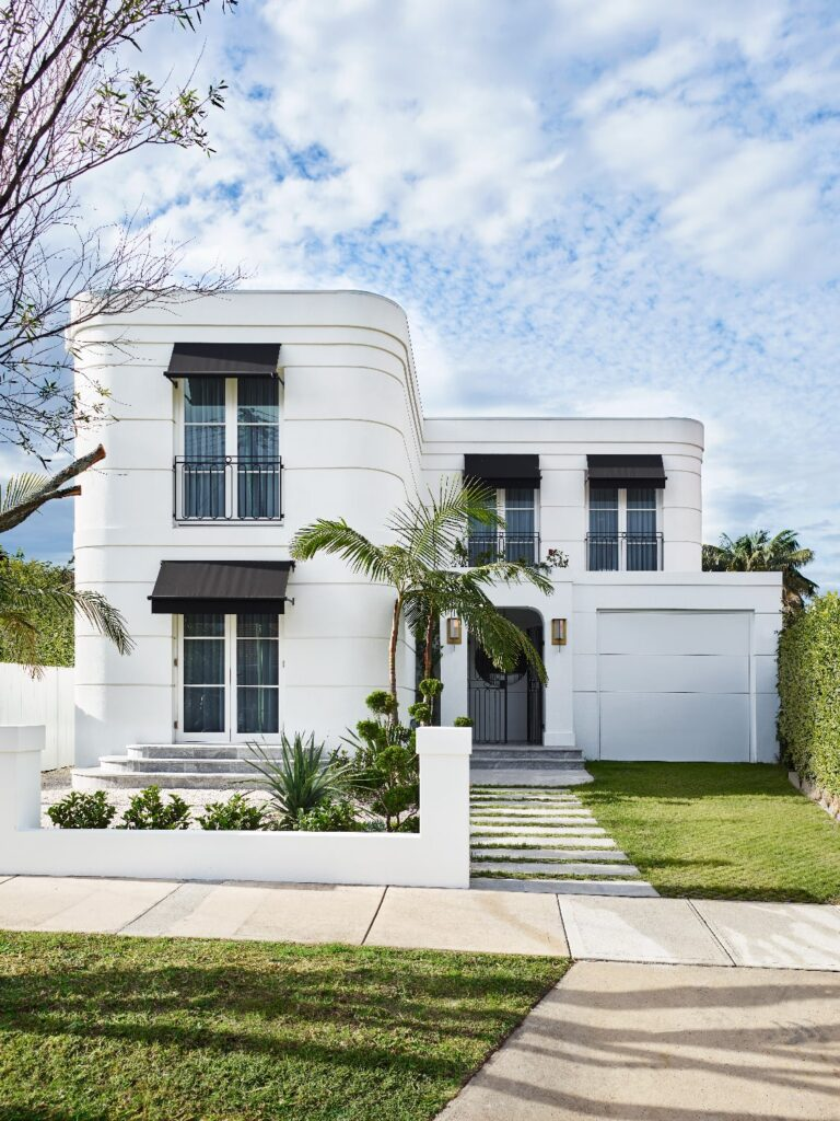 Greg Natale French Art Deco facade 2