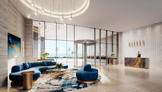 Limassol del Mar Collaborates with Gianfranco Ferre Home