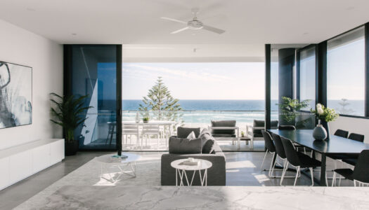 Beachfront Living on the Gold Coast