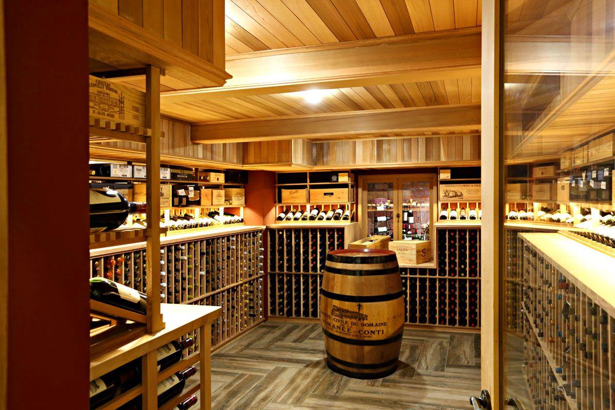 Custom Wine Cellars 1