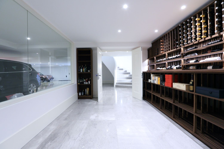Custom Wine Cellars 3