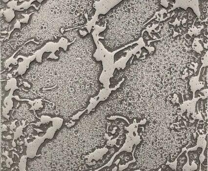 Liquid Metal Finishes Aluminium