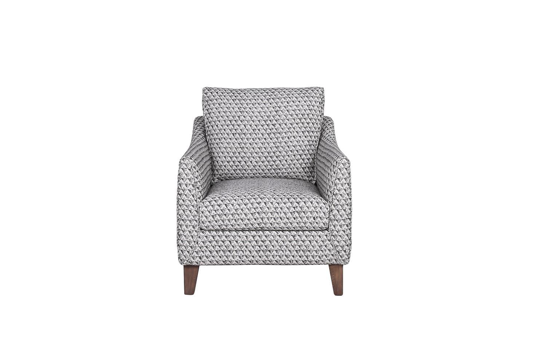 Luxury designer chair area