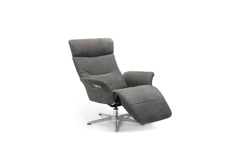 Luxury designer chair recliner