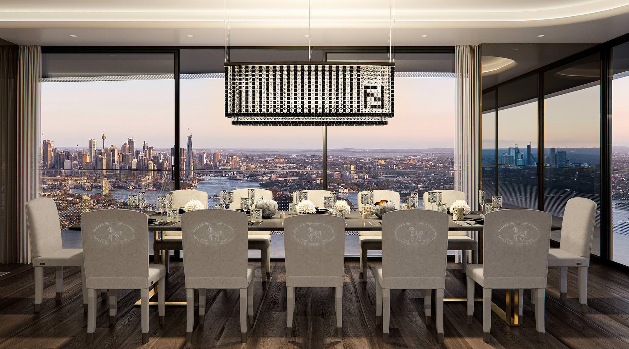 Luxury Branded Penthouse