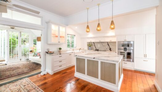 Luxurious Updates to Classic Queenslander
