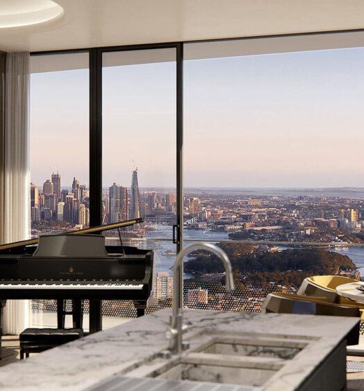 luxury Penthouse Apartment Sydney