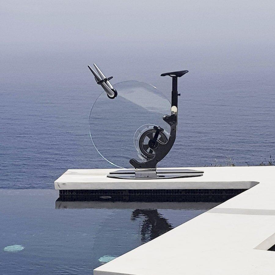 Luxury furniture bike