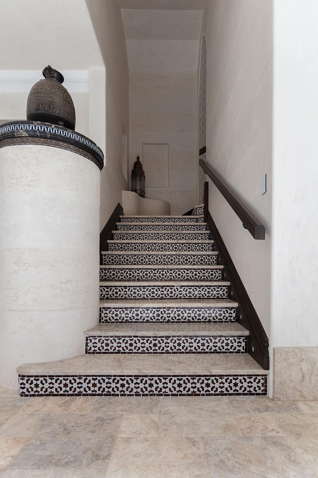 Moroccan look Staircase