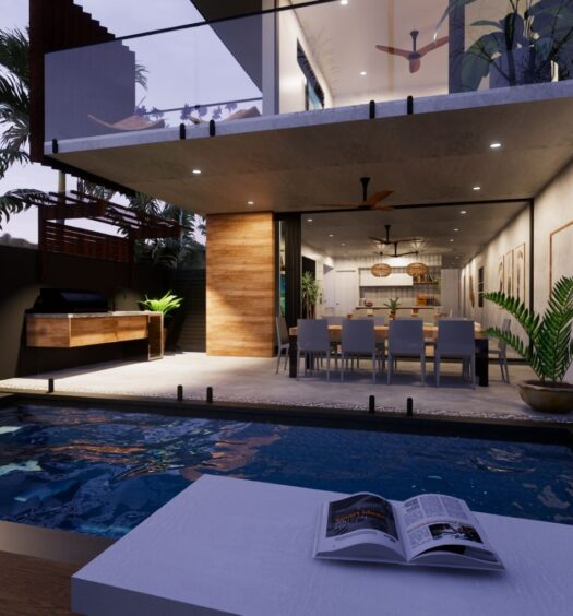 Palm Cove Luxury Holiday Home