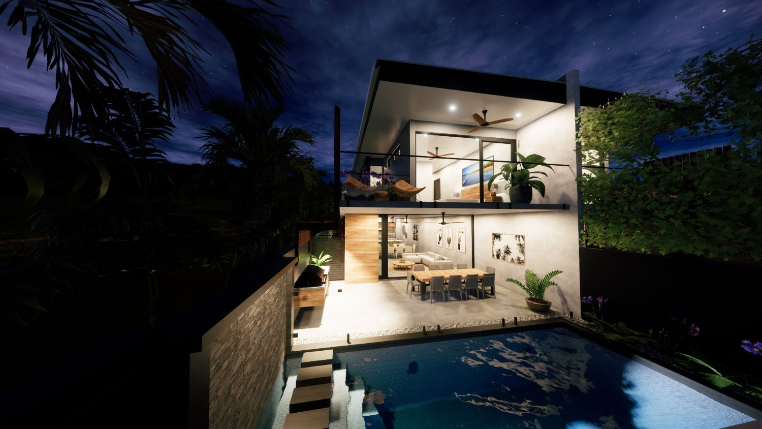Palm Cove Luxury Holiday Home 7