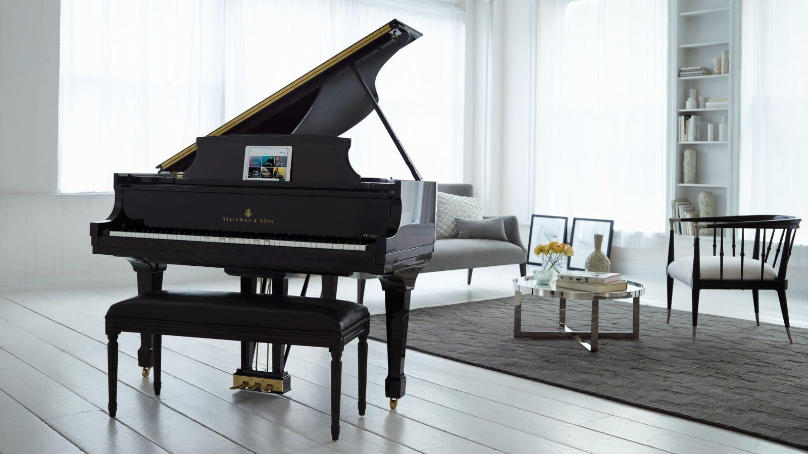 Steinway Pianos 2