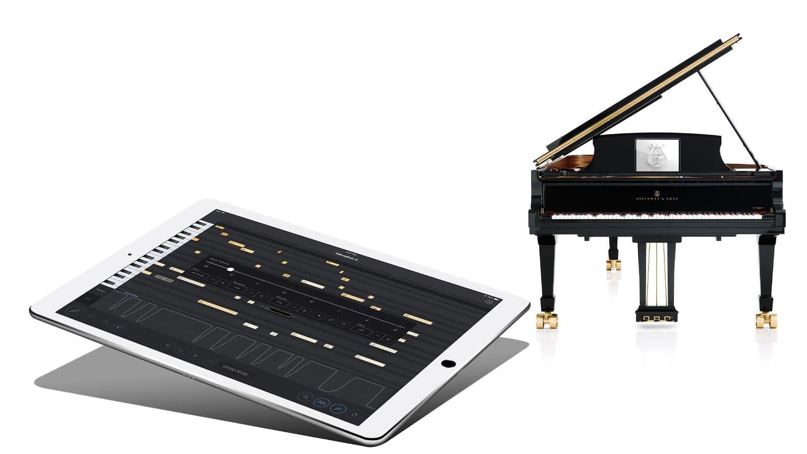Steinway Pianos 3