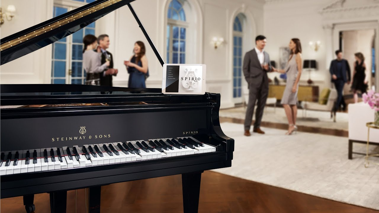 Steinway Pianos 4