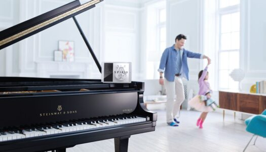 The Piano that Plays Itself