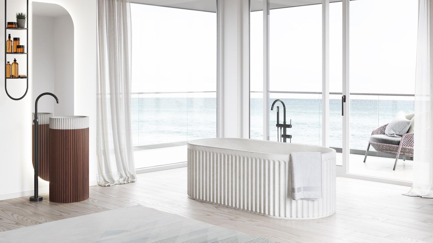 Luxury Designer Baths ft