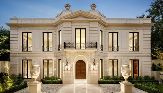 Homes fit for Royalty